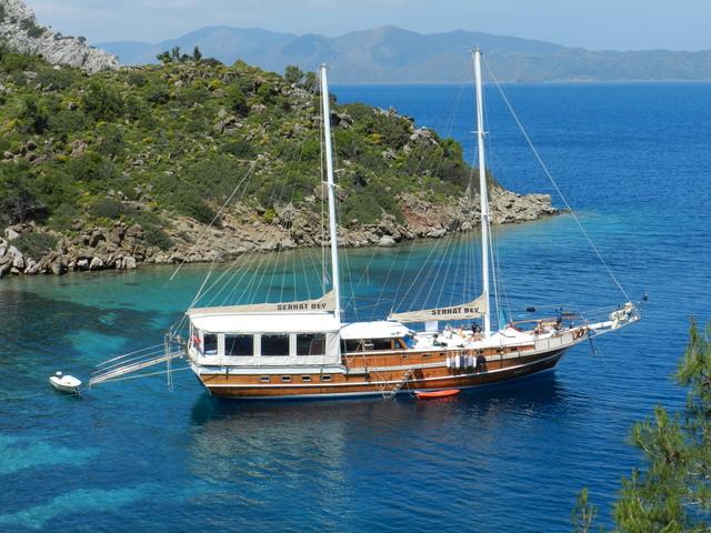 Unser Segel-Schiff